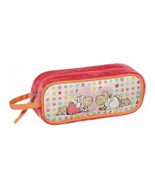 Nici Plush Pencil Pouch - Multicolour