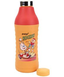 Pratap Hy Cool Insulated Water Bottle Orange And Red - 500 ml
