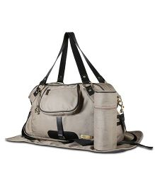 My Milestone Diaper Bag -  Khaki