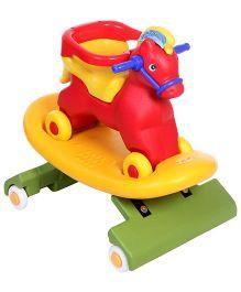 Toyzone Napoleon Horse 3 in 1 Ride On Cum Rocker - 50995