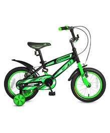 UT K1 14 Inches Single Speed Junior Cycle - Green