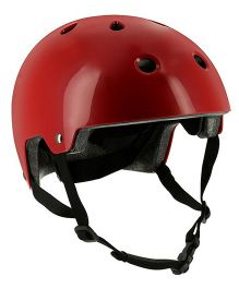 Oxelo Play 3 Helmet - Red