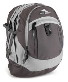High Sierra Backpack - Grey