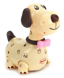 Mitashi SkyKidz  Dashing Dalmatian Musical Toy - Yellow