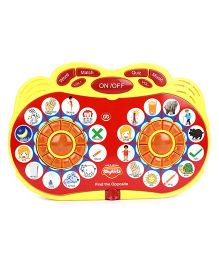 Mitashi Skykidz Match Maker Learning Toy - Red