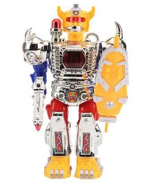 Smiles Creation Beat Magnum True Hero Robot (Color May Vary)