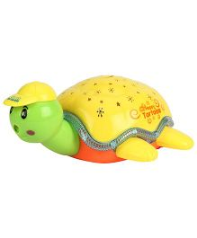 Smiles Creation Turtle With Projection - Yellow