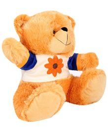 Funzoo Blossom Bear Soft Toy - Height 12 Inches