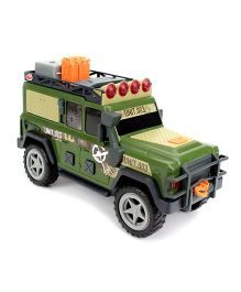 DICKIE OutLand Patrol Jeep - Green