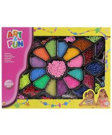 Art & Fun Beads Set - Multicolour