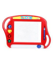 Simba Art And Fun Magic Drawing Board - Red