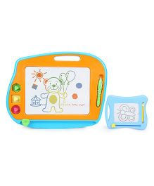 Simba Art And Fun Twin Pack Drawing Boards - Multicolour