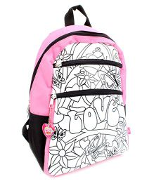 Simba Color Me Mine Backpack - Height 13 Inches
