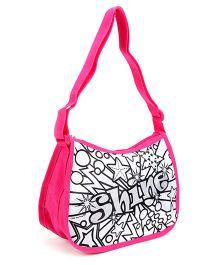 Simba Color Me Mine Hipster Bag - Pink