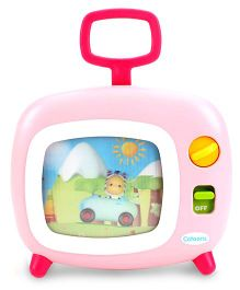 Smoby Cotoons Musical TV - Pink