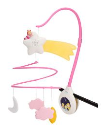 Somby Cotoons Musical Mobile - Pink