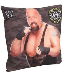 Simba WWE Square Shaped Cushion - Brown