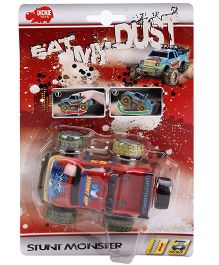 Dickie Eat My Dust Stunt Monster - Assorted