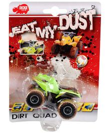 Dickie Dirt Quad Cars - Assorted Colours