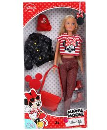 Steffi Love Minnie Mouse Urban Style - Red