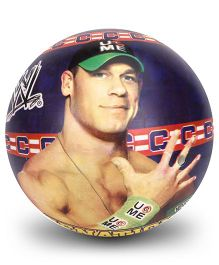 WWE Vinyl Play Ball Multi Color - 9 Inches
