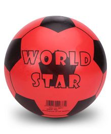Simba Vinyl Play Ball World Star Print - 9 Inches