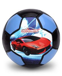 Majorette Drift Master Soccer Ball - Black & Blue