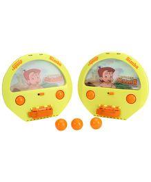 Simba Chhota Bheem Catch Ball Game - Yellow