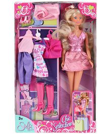 Steffi Love Chic Selection With Doll - Height 29 cm