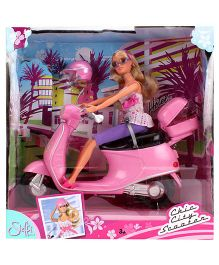 Steffi Love Chic City Scooter - Pink