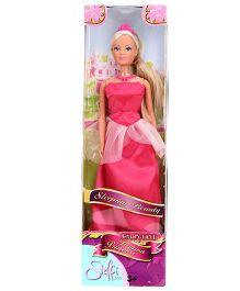 Steffi Love Fairy Tale Sleeping Beauty Doll - Length 29 cm