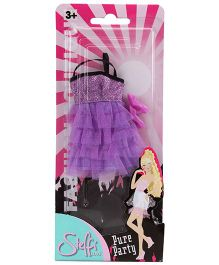 Steffi Love Doll Party Dress (Design And Pattern May Vary)