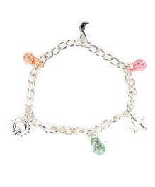 Steffi Love Star And Sun Bracelet