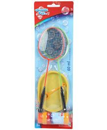 Simba Bubble Fun Plastic Tennis Tool Play Set - 60 ml