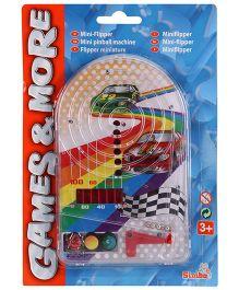 Simba Mini Flipper Plastic Pinball Machine