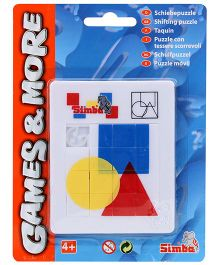 Simba Fun Shapes Puzzle - Multicolour
