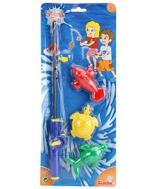 Simba Magnetic Fishing Game - Multicolour