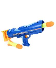 Simba X Power Pump Blaster Gun 2 Assistance - Blue