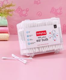 Babyhug Cotton Buds - 200 Pieces