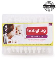 Babyhug Cotton Buds - 55 Pieces