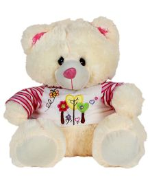 DealBindaas Fun Dress Teddy Bear - 40 cm (Colors May Vary)