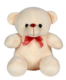 DealBindaas Teddy Bear Cream - Height 13.7 inches