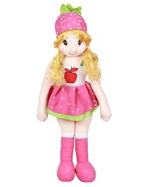 DealBindaas Christy Candy Doll Pink - Height 3.9 inches