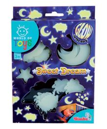 Simba Sweet Dream Glow In the Dark Stickers