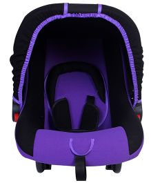 Infant Car Seat Cum Carry Cot - Purple