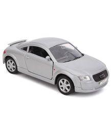 Welly Die-Cast Pullback Audi TT - Grey