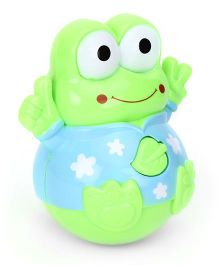 Playmate Frog Puzzle Tumbler - Green