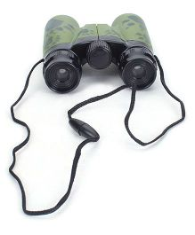 Wild Republic North American Beastly Binoculars - Green