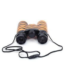 Wild Republic Tiger Stripe Binoculars - Yellow