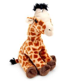 Wild Republic CK Baby Giraffe Soft Toy Brown - 30 cm